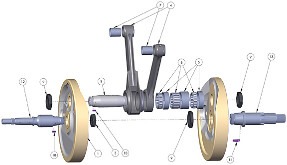 Pcflywheel on Harley Davidson Engine Parts Diagram
