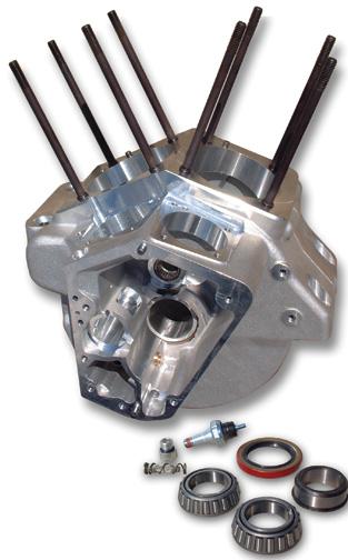 engine cases